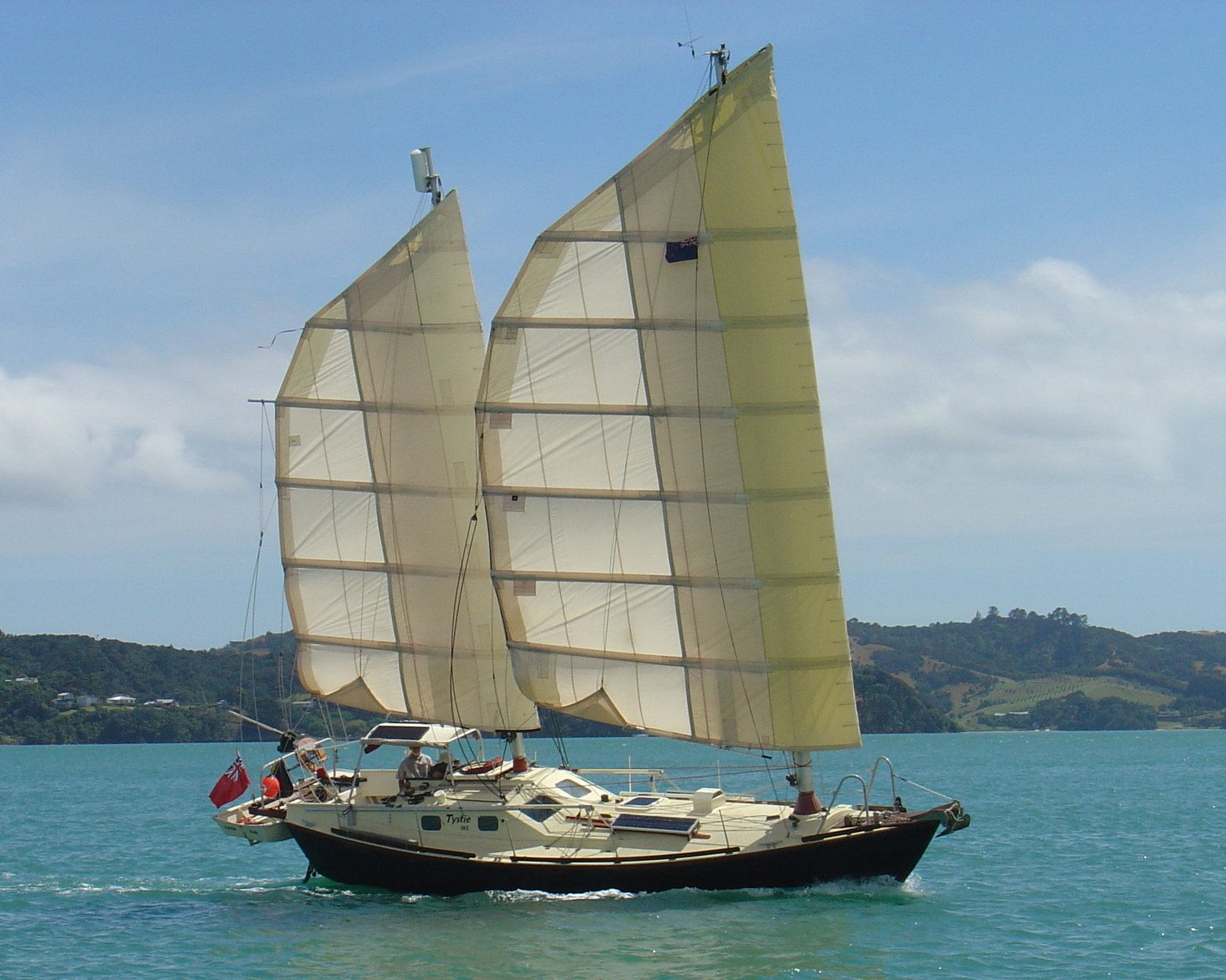 Main menuSoft wing sails, an evolutionary leap towards sailing bliss – Part IPost navigation