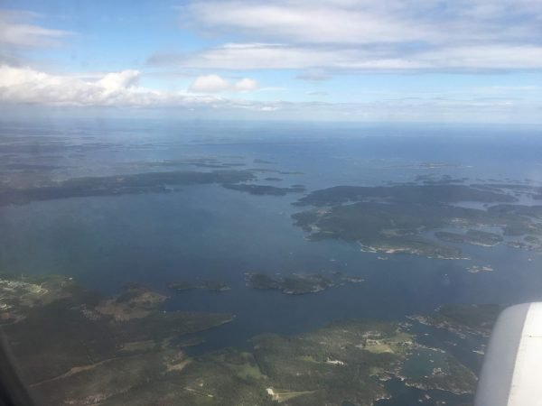 The beautiful Swedish archipelago