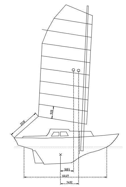 Yet another sail plan