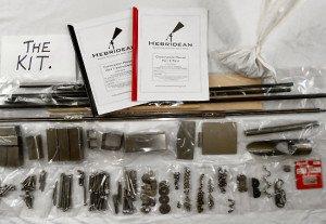 The Hebridean kit